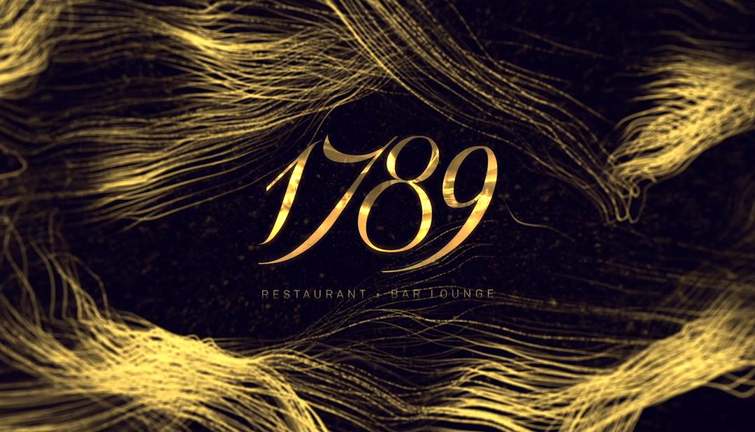 1789 Restaurant – Bar Lounge | Présentation