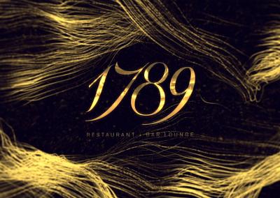 1789 Restaurant – Bar Lounge   Présentation